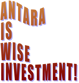 ANTARA  IS  WISE INVESTMENT!