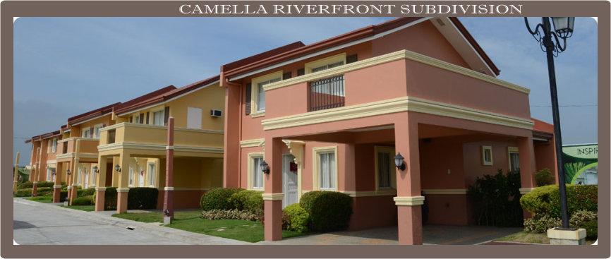 Camella Riverfront Talamban Cebu House And Lot Subdivision