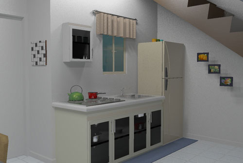 hena trish kitchen_