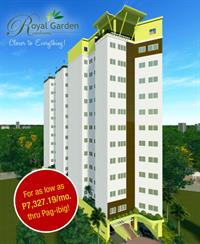 Royal Garden Condominium in Cebu City