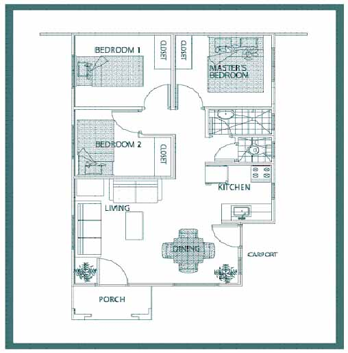 Alegria palms mactan house and lot subdivision cebu 2015 for 100 sqm floor area house design