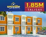 Univille Subdivision Talisay house and lot